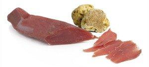 Filetto al Barolo al tartufo